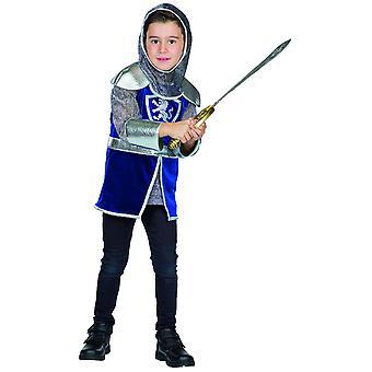 Ritter Damian Krieger Kinder Kostüm Drachenjäger