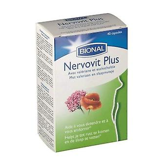 Nervovit زائد 40 حبة