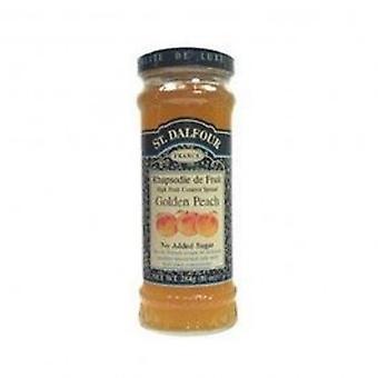 St Dalfour - Peach Fruit Spread 284g