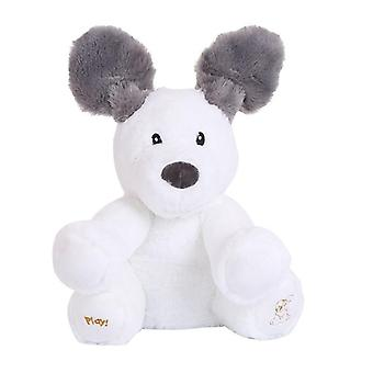 Electronic Plush Toys- Elephant Bear Dog Speaking Singing Doll Rabbit Pig Musical Toys