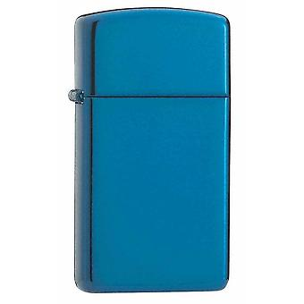 Zippo Slim Sapphire Lighter -