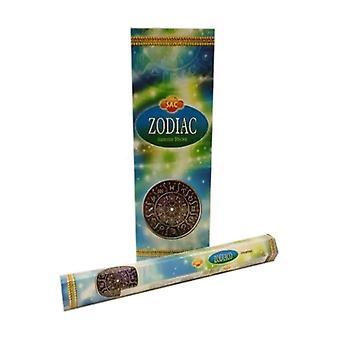 Zodiac Incense 20 units