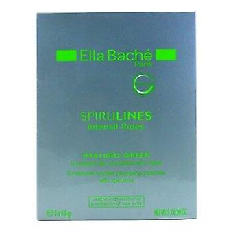 Spirulines Intensif Rides Hyaluro-Green Intensive Wrinkle Plumping Patches (Salon Product) 5x5.8g of 0.2oz