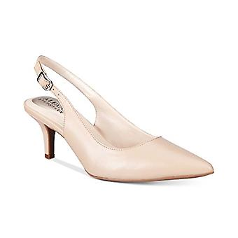 Alfani Women's Shoes Babbsy Leather Pointed Toe SlingBack D-orsay Pumps