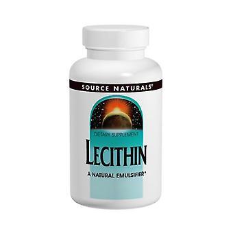 Kilde Naturals Lecithin, 1200 mg, 100 Softgels