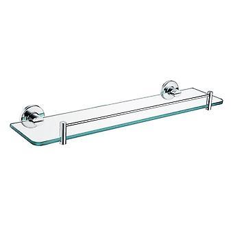 Toilet Paper/soap-holder, Towel-rack/shelf, Robe-hook