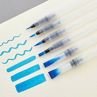 Water Color Brush Refillable Pen Drawing Art Supplys