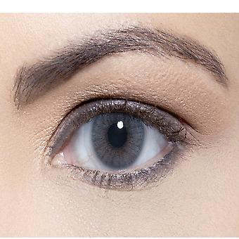 Solotica Hidrocor - Coloured Contact Lenses - Grafite (00.00d) (1 Year)