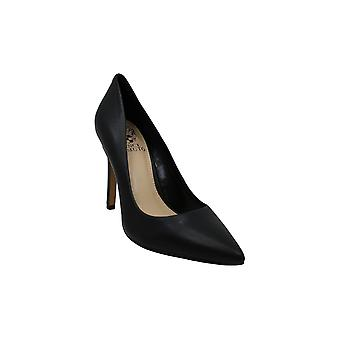 Vince Camuto Womens cresida Leather Pointed Toe Classic Pumps