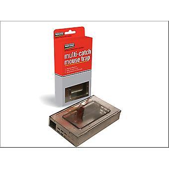 Škůdce Stop Multicatch Metal Mousetrap PSPMMT
