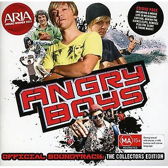 Divers artistes - Angry Boys [CD] USA import