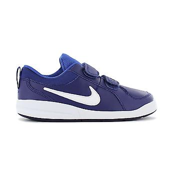 Nike PICO 4 PSV - Kids Shoes Blue Velcro 454500-409 Sneakers Sports Shoes
