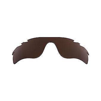 Polarized Replacement Lenses for Oakley Vented Radar Path Sunglasses Iridium