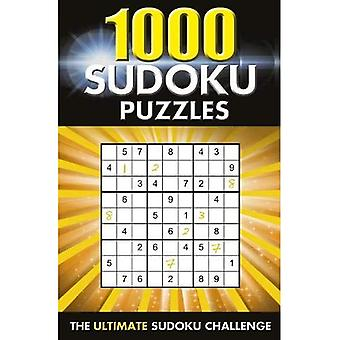 1000 Sudoku Puzzles: The Ultimate Sudoku Challenge