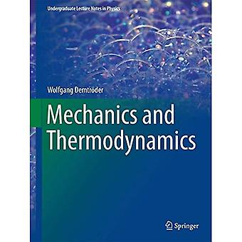 Mechanics and Thermodynamics 2016 - Undergraduate Lecture Notes in Physics (Paperback)