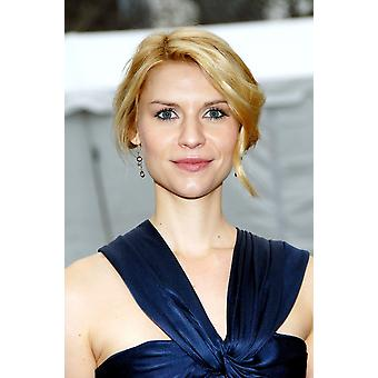 Claire Danes At Arrivals For The Metropolitan Opera 125Th Anniversary Gala Metropolitan Opera House At Lincoln Center New York Ny March 15 2009 Photo By Desiree NavarroEverett Collection Photo Print