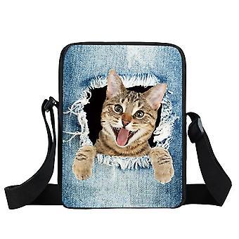 Unicorn Small Crossbody Bags Handbag Satchel Shoulder Ladies Travel Bookbag