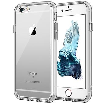 Jetech case for apple iphone 6 and iphone 6s, shock-absorption bumper cover, anti-scratch clear back wom63177