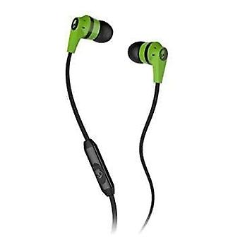 Skullcandy Ink'd 2.0 - In-Ear Earbuds with Microphone - Green