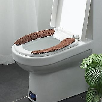 Badkamer toiletbril - Closestool wasbare zachte warmere mat cover pad kussen