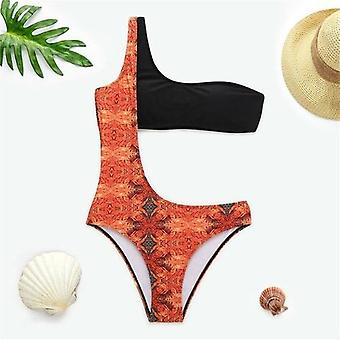 Women's Swimsuit Female Sexy One Piece Swimsuit