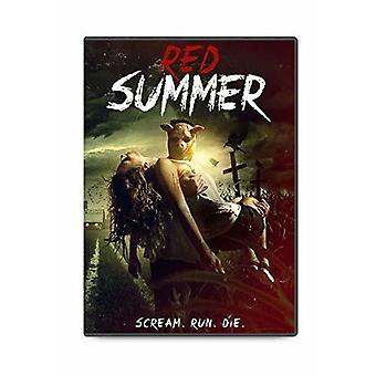 Red Summer [DVD] USA Import