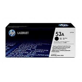 Originele Toner HP Laserjet P2015 Q7553A 53A Zwart