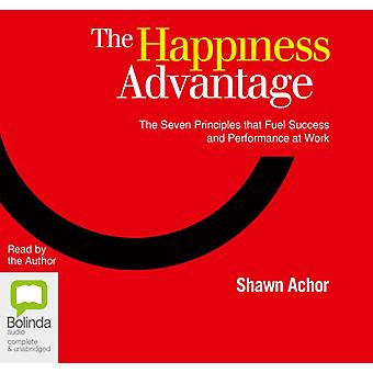 The Happiness Advantage by Achor & Shawn