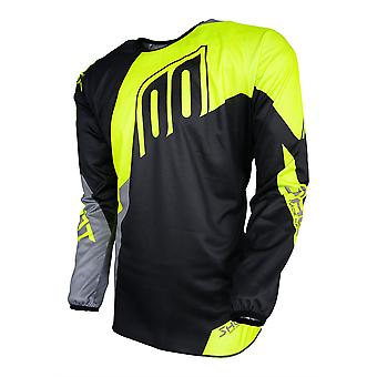 Shot Devo Alert Yellow Adults MX Jersey