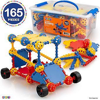 Space builder set - 165 pieces
