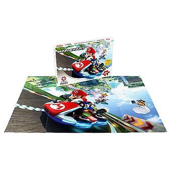 Mario kart 1000 bit pussel