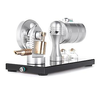 116ML Varm luft Stirling Engine Model Generator Motor Pædagogisk Steam Power Legetøj