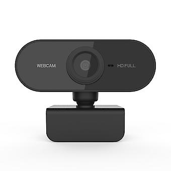1080p Full Hd Web Camera With Microphone Usb Plug