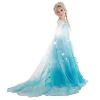 Rochie de vară Prințesă, Elsa Anna Dress-costume Rochii de petrecere pentru copii