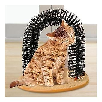 Pet Cat Skin Care Arch Brush