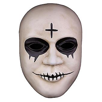 Halloween De Purge Mask James Mask Cosplay Rekwisieten