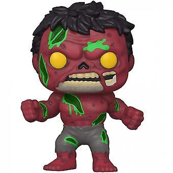 Marvel Zombies Punainen Hulk Funko Pop! Vinyylihahmo