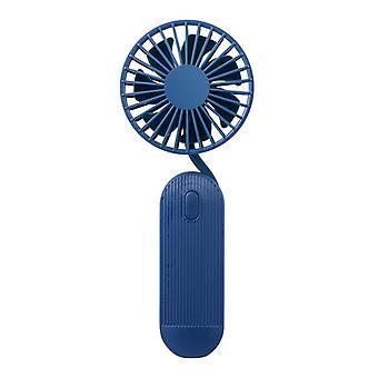 Mute rechargeable little fan handheld portable fan