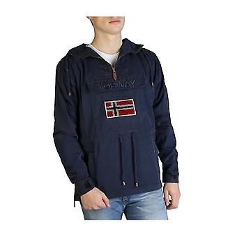 Geographical Norway - Clothing - Jackets - Chomer-man-navy - Men - navy - XL