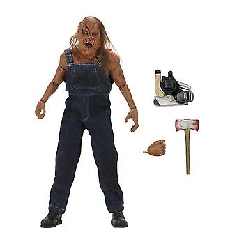 NECA Hatchet Victor Crowley 8 Inch Clothed Action Figure