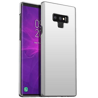 Erittäin ohut kotelo Samsung Note 9 anti fall iskunkestävä kansi hopea kc535