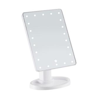 22led Dimmable Touch Screen Makeup Mirror