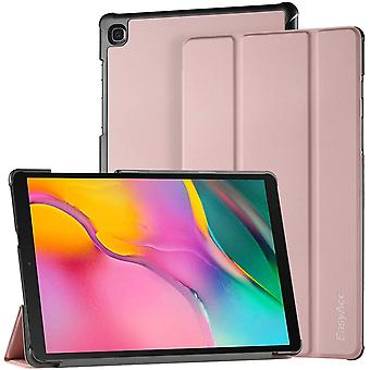 FengChun Hlle Kompatibel mit Samsung Galaxy Tab A 10.1 2019 - Ultra Dnn mit Standfunktion Slim PU