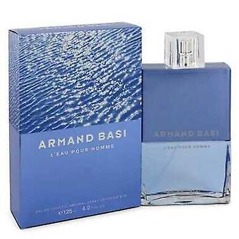 Armand Basi L'eau Pour Homme By Armand Basi Eau De Toilette Spray (tester) 4.2 Oz (men) V728-551794
