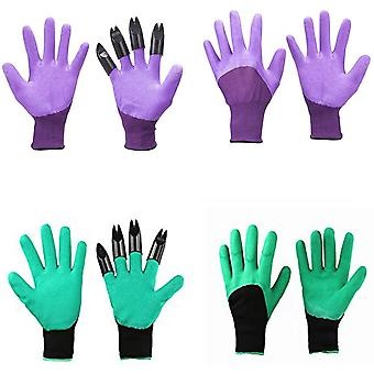Garden Gloves,waterproof And Breathable Claws Gardening Gloves