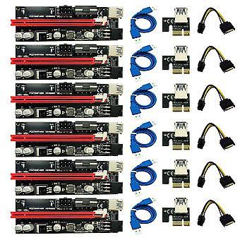 Extender Riser Adapter Kaart