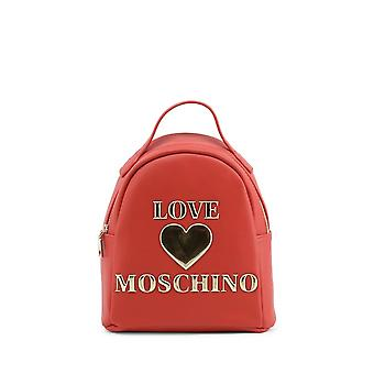 Love Moschino - Bags - Backpacks - JC4033PP1BLE-0500 - Women - Red