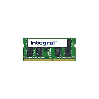 Integral IN4V8GEDJRX 8GB Laptop RAM Module ECC DDR4 2400MHz