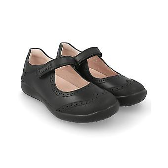 BIOMECANICS Velcro Mary Jane School Shoe 191110 Avec pare-chocs