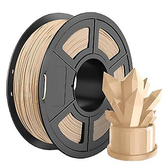 1 kg træfiber 1,75 mm glødetråd til 3d printer
